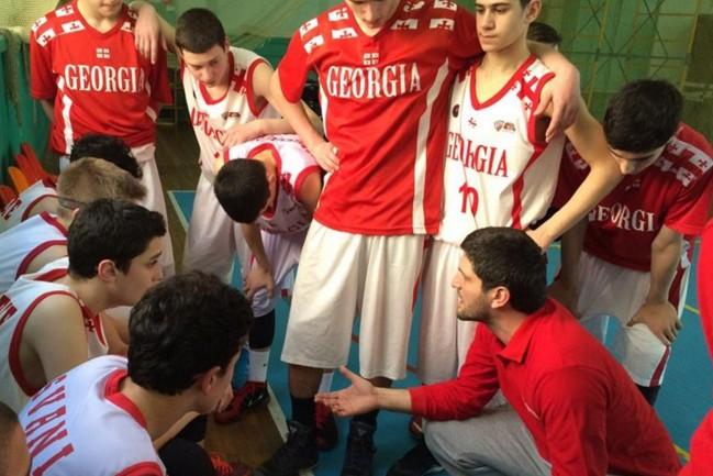 საქართველოს U18 ნაკრები ბელარუსთან და ისრაელთან ბათუმში 4 საკონტროლო მატჩს გამართავს