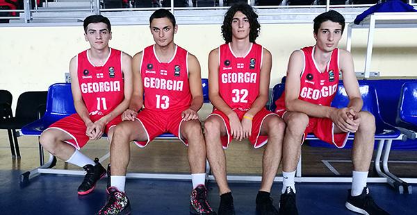 18-წლამდელთა 3×3 კალათბურთის ნაკრები ევროპის ჩემპიონატის შესარჩევ ეტაპზე დამარცხდა
