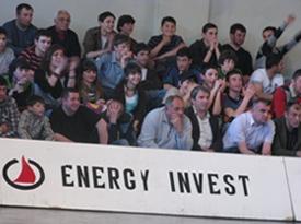 """""""ენერჯი–ინვესტის"""" ენერგიული დასაწყისი"""