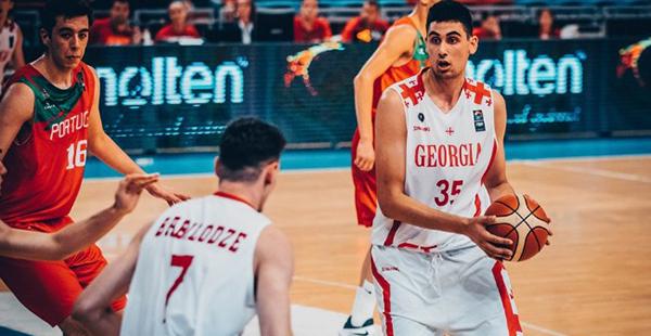 საქართველოს U20 ნაკრებმა პორტუგალიას სძლია და მე-7 ადგილზე გავიდა (VIDEO)