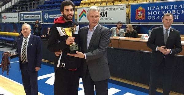 საქართველოს U20 ნაკრებმა ევროპის ლიგაში მე-3 ადგილი დაიკავა