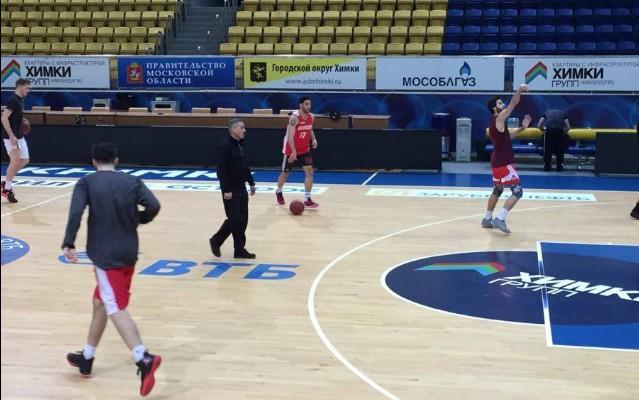 საქართველოს U20 ნაკრები მოსკოვში ევროპის ლიგის ოთხთა ფინალში სათამაშოდ ჩავიდა