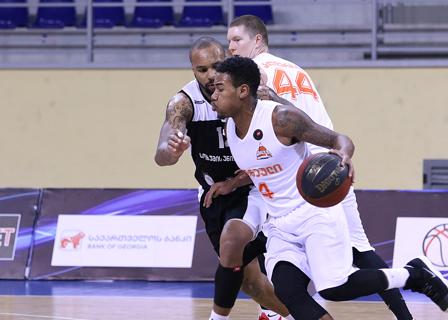 Delta wins against Sokhumi in the last minutes