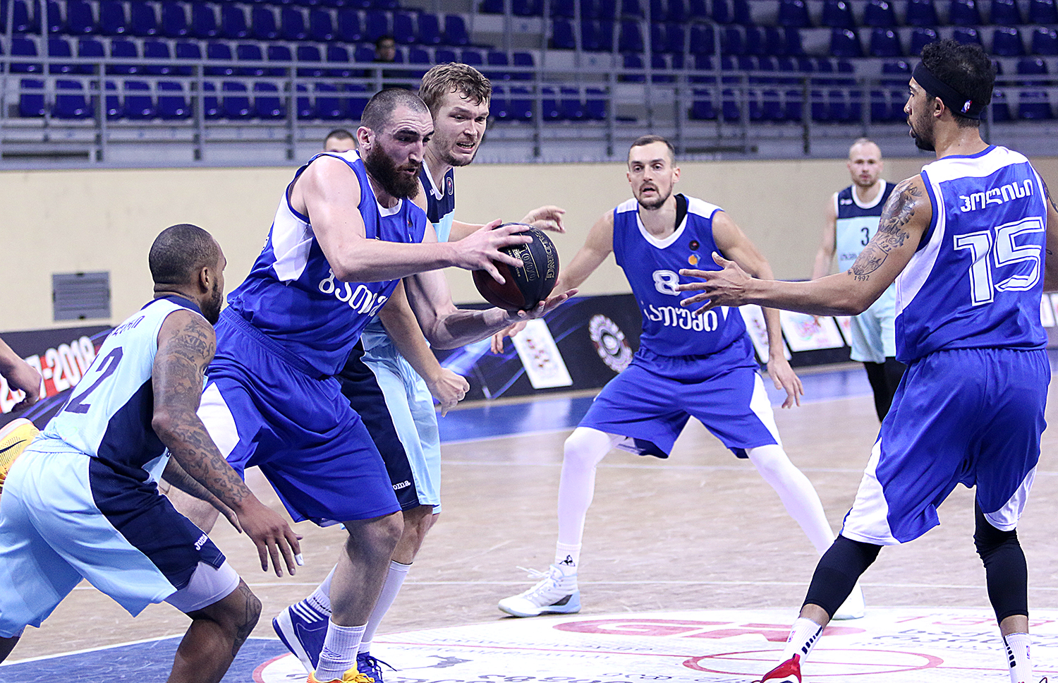 Batumi beats Sokhumi in the second period