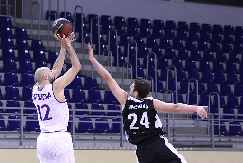 In the last match of 2017 Dinamo defeated Sokhumi