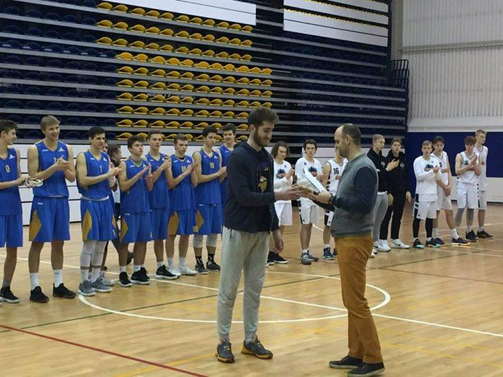 ქართველმა 20-წლამდელებმა ევროპის ლიგის მეორე წრე 5-დან 5 მოგებით დაასრულეს