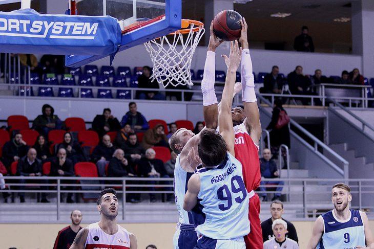 Olimpi defeated Sokhumi