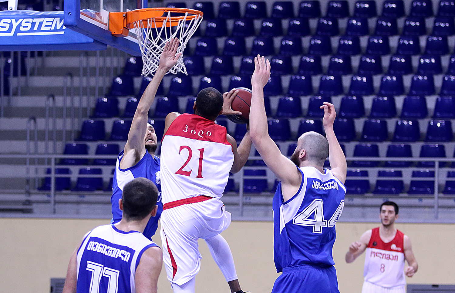 Olimpi defeated Batumi with 3-points difference