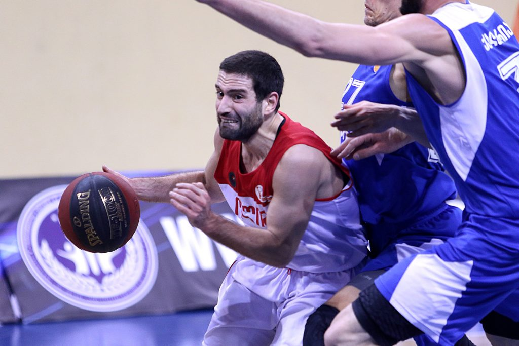 Olimpi defeated Batumi in the last seconds