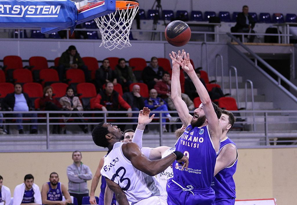 Dinamo defeated Mgzavrebi again and advanced 2:0 in the series