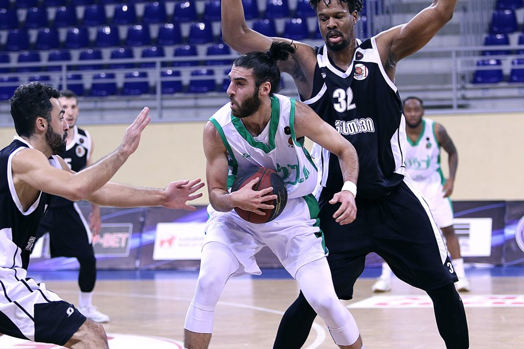 Cactus defeated Rustavi