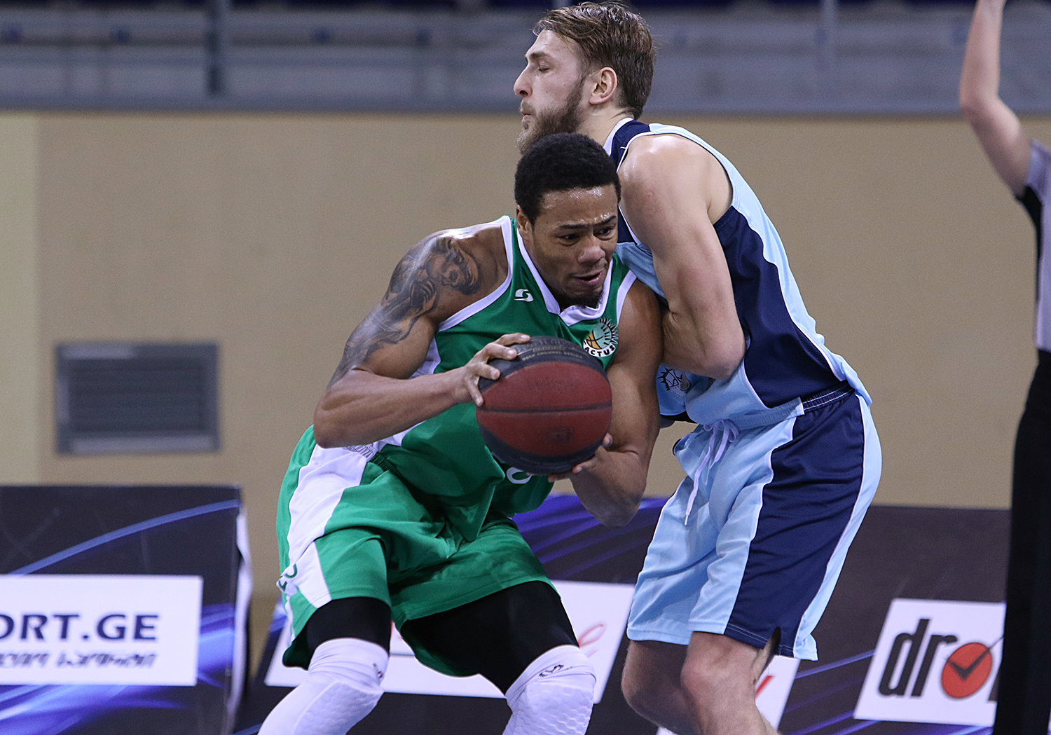 Sokhumi finished the regular championship