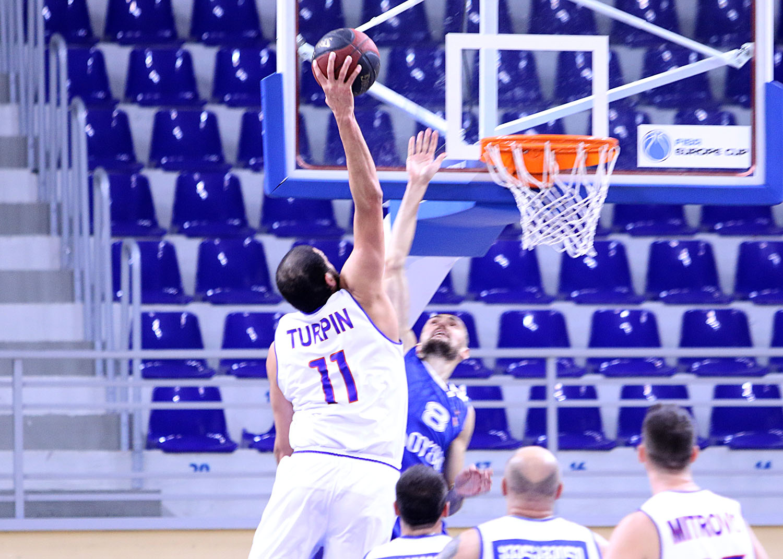 Dinamo defeated Batumi in overtime