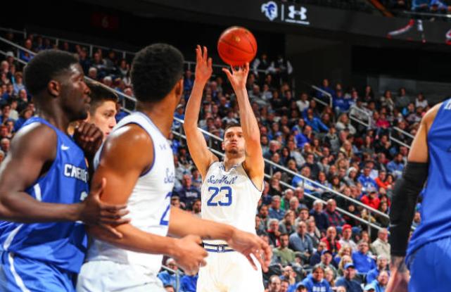 """მამუკელაშვილის """"სეტონ ჰოლი"""" NCAA-ის ფინალურ ტურნირში 15 მარტს ჩაერთვება"""