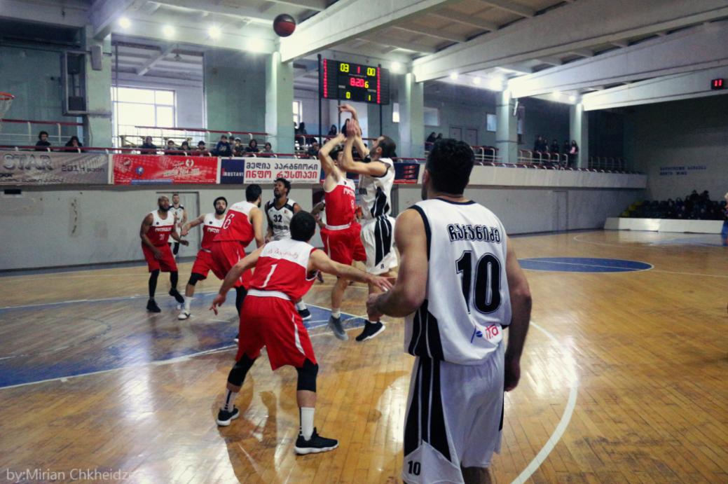 Rustavi won against Olimpi