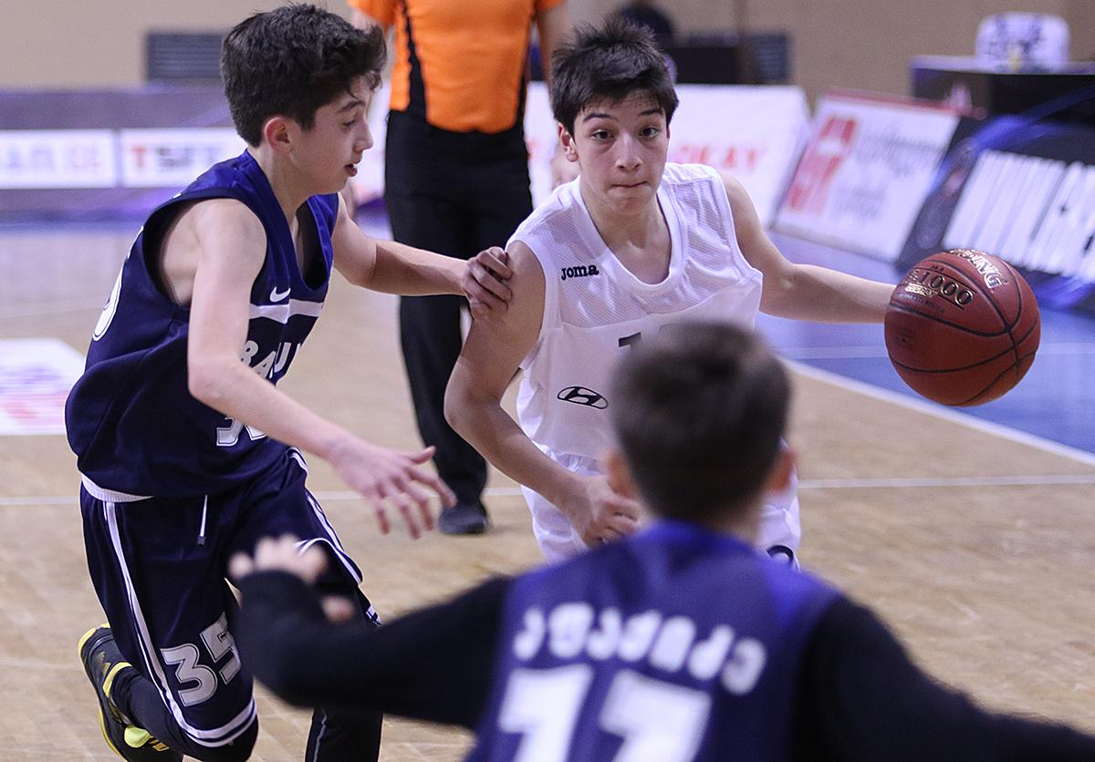 საქართველოს 14-წლამდელთა ჩემპიონატი დაიწყო