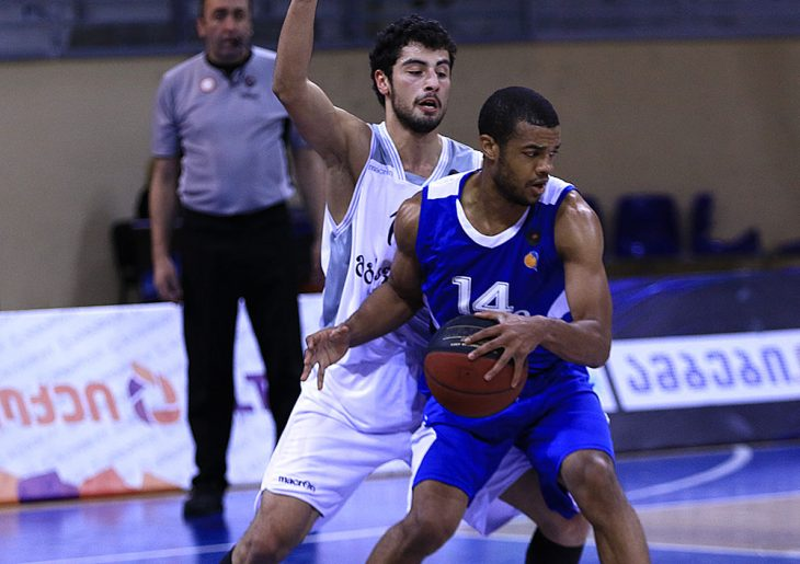 Batumi defeated Mgzavrebi in the last minutes