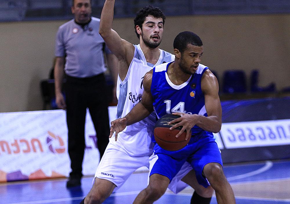 Batumi defeated Mgzavrebi in the last minutes