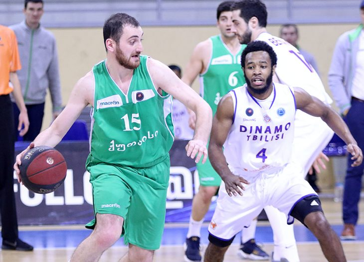 Kutaisi defeated Dinamo and went through The Cup finals