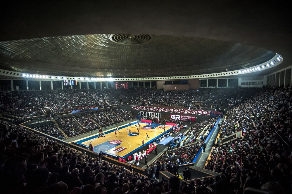 FIBA Recognition: Tbilisi's match has reached the top three