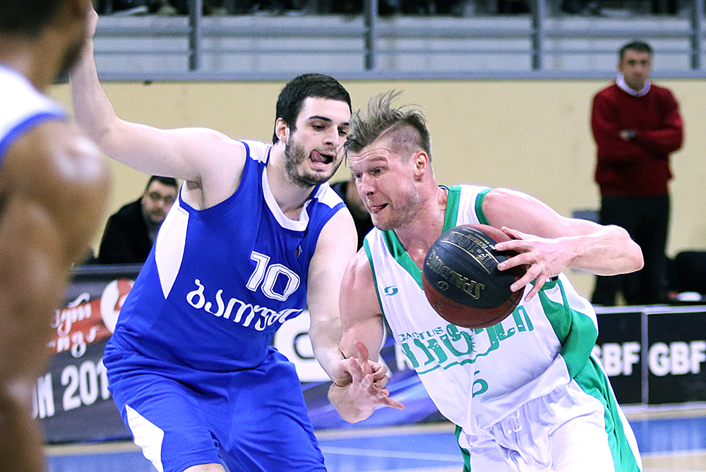 Cactus defeated Batumi in the last minutes