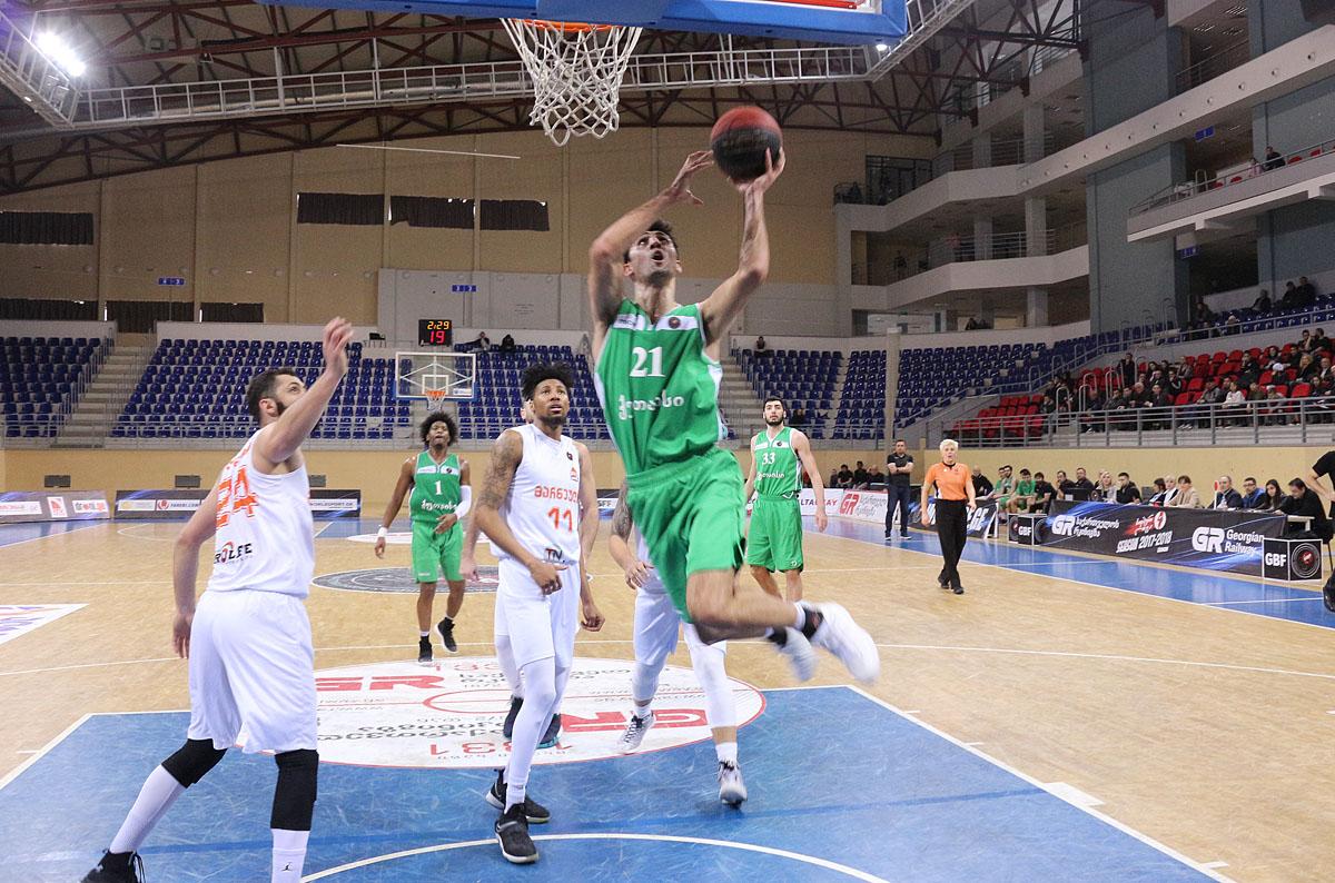 Kutaisi will play in semi-finals