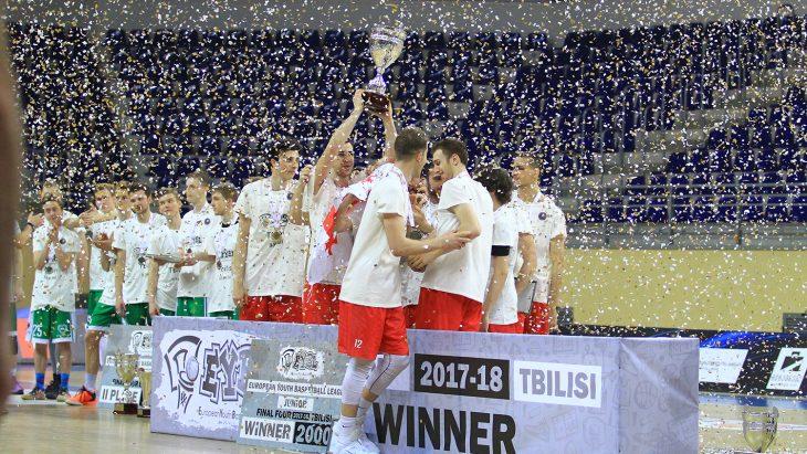 Georgian U-20 national team is a champion of European Youth League