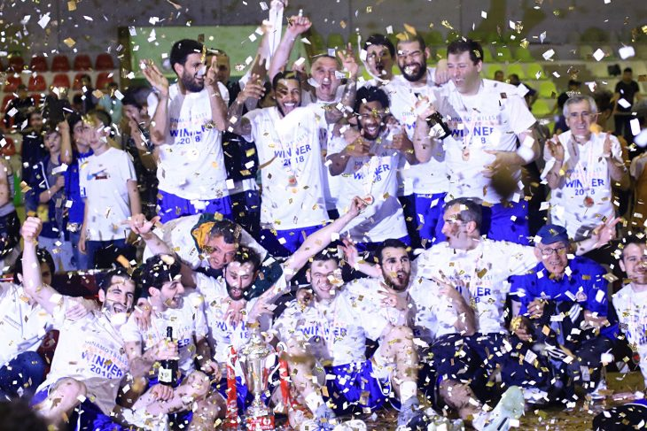 Dinamo won in Kutaisi and retained the Super League championship
