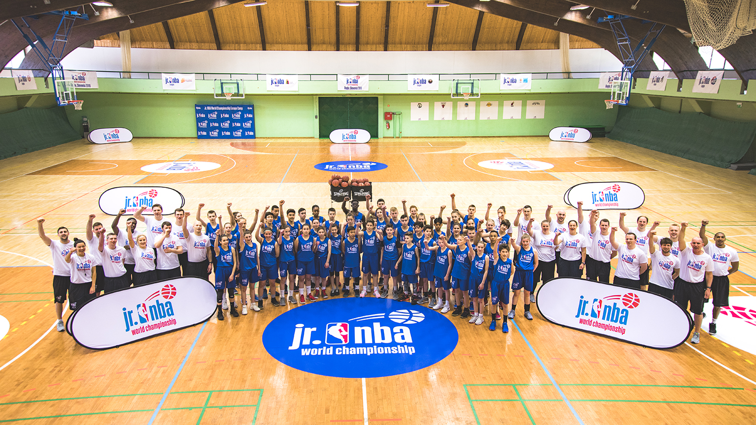 Georgians at the Junior NBA World Cup Qualifiers