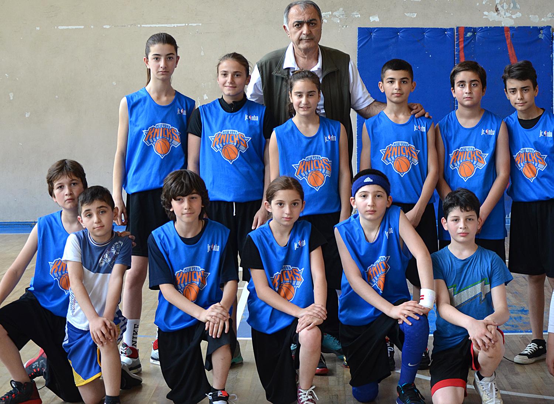 Junior NBA: ატლანტიკის დივიზიონში გორის გუნდები ლიდერობენ
