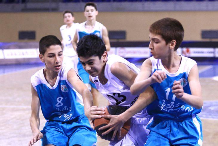 საქართველოს 14-წლამდელთა ჩემპიონატი 1 თებერვლიდან დაიწყება