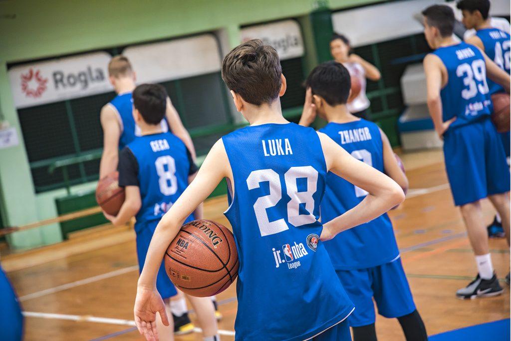 Jr. NBA-ის მსოფლიო პირველობის პლეი ოფში ლუკა ალავიძის ევროპა ჩინეთს შეხვდება