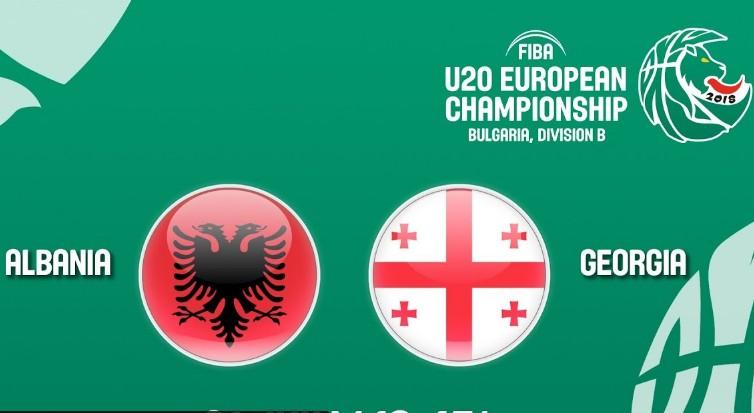LIVE: ალბანეთი – U20 – საქართველო
