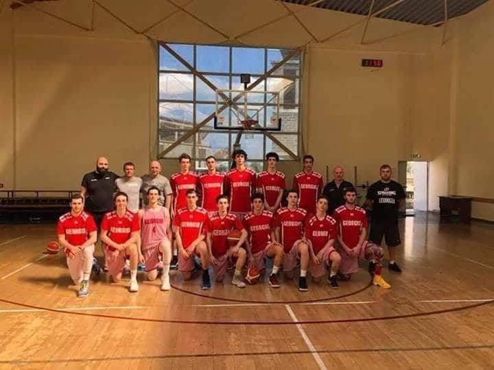 საქართველოს 16-წლამდელთა ნაკრებმა ლატვიის უნივერსიტეტის U18 გუნდი 71:70 დაამარცხა