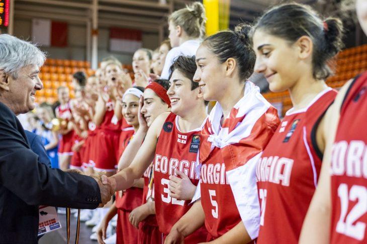 ქართველმა გოგონებმა მოლდოვა 51:50 დაამარცხეს და ბრინჯაოს პრიზიორები გახდნენ