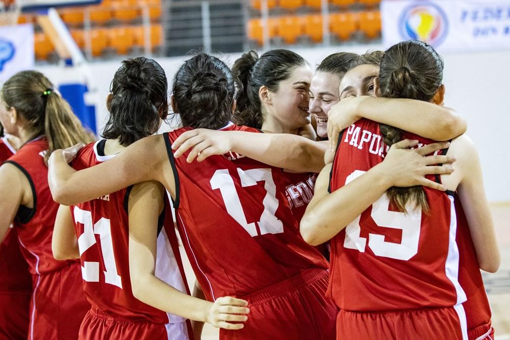 16 წლამდე გოგონათა ნაკრებმა ევროპის ჩემპიონატი მონაკოს ძლევით გახსნა