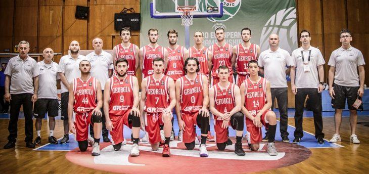საქართველოს U20 ნაკრებმა ევროპის ჩემპიონატი ესტონეთის ძლევით დაასრულა
