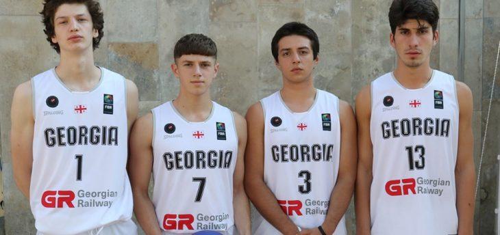 3×3 კალათბურთის U18 ნაკრებმა სერბეთთან და ესტონეთთან წააგო
