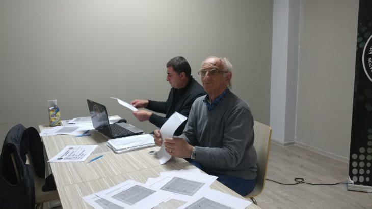 მწვრთნელთა გადამზადების პროგრამის მეორე ეტაპის გამოცდები თბილისშიც ჩატარდა