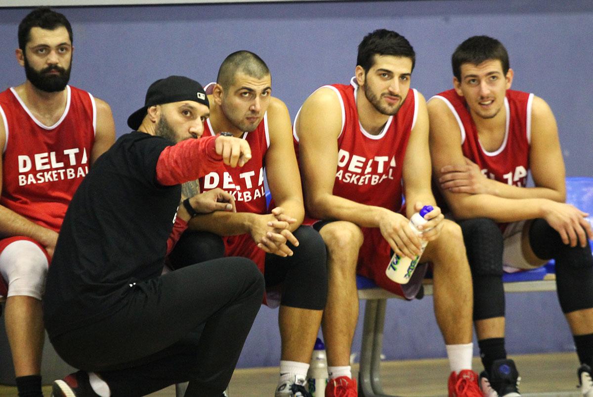Delta is waiting for a finalist: Kutaisi, Titebi or Mgzavrebi?