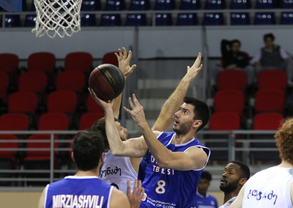 Dinamo gained its first victory in the Super League
