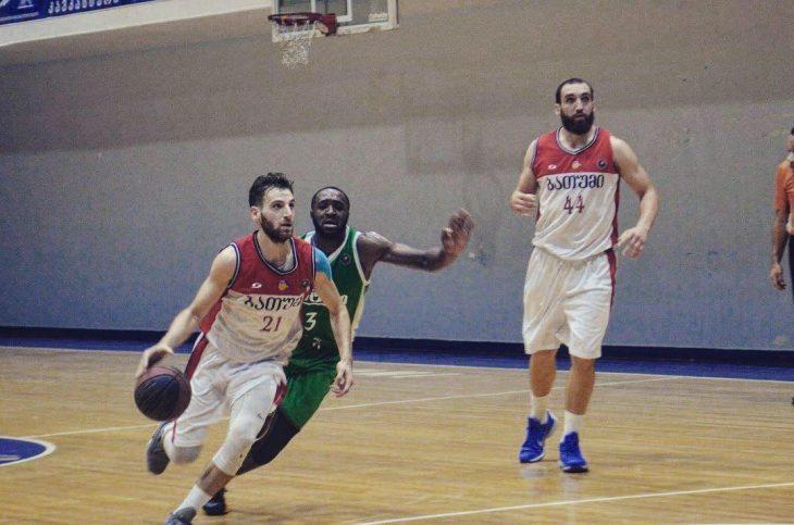 Batumi defeated Cactus 89:85
