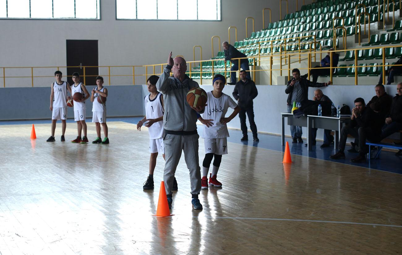 Kaspi hosted coaching development workshops in the regions