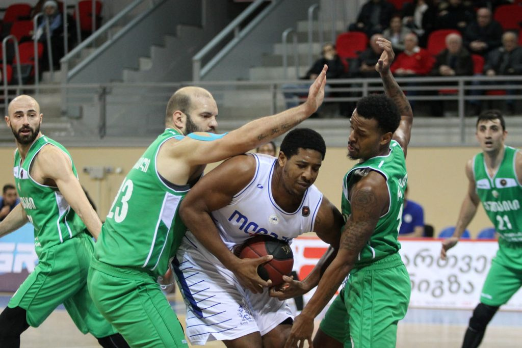 Kutaisi defeated Olimpi and became the leader of the SuperLeague