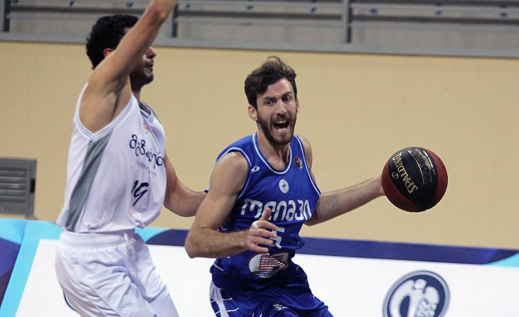 Olimpi defeated Mgzavrebi by 13 points