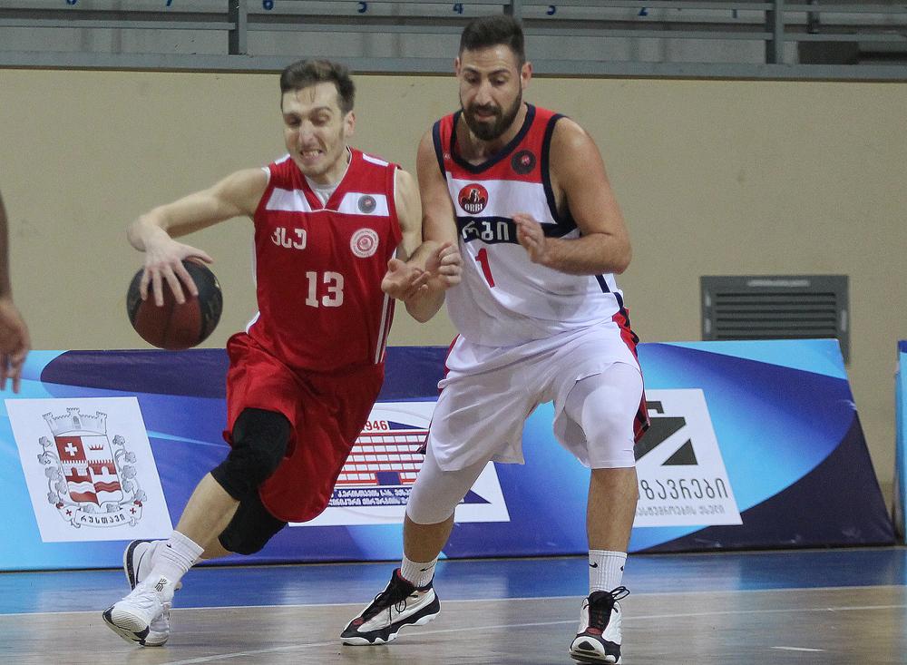 CIU and Mega-Basket maintained leadership in A-League