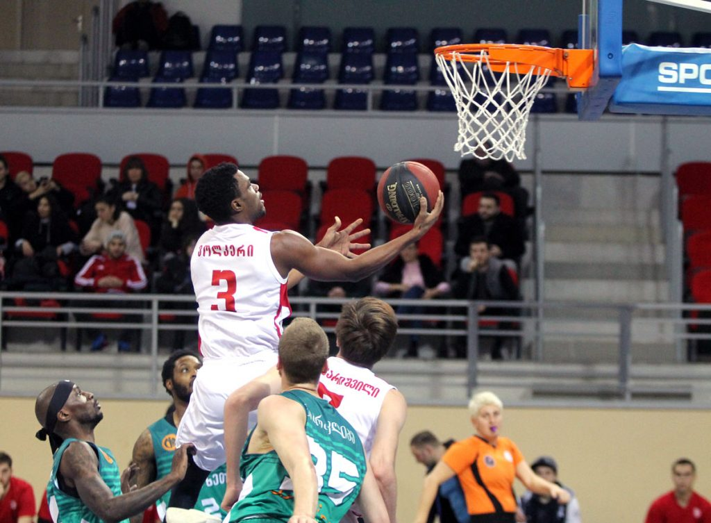 Vera, Mega-Basket and CIU won in the third round of A-League