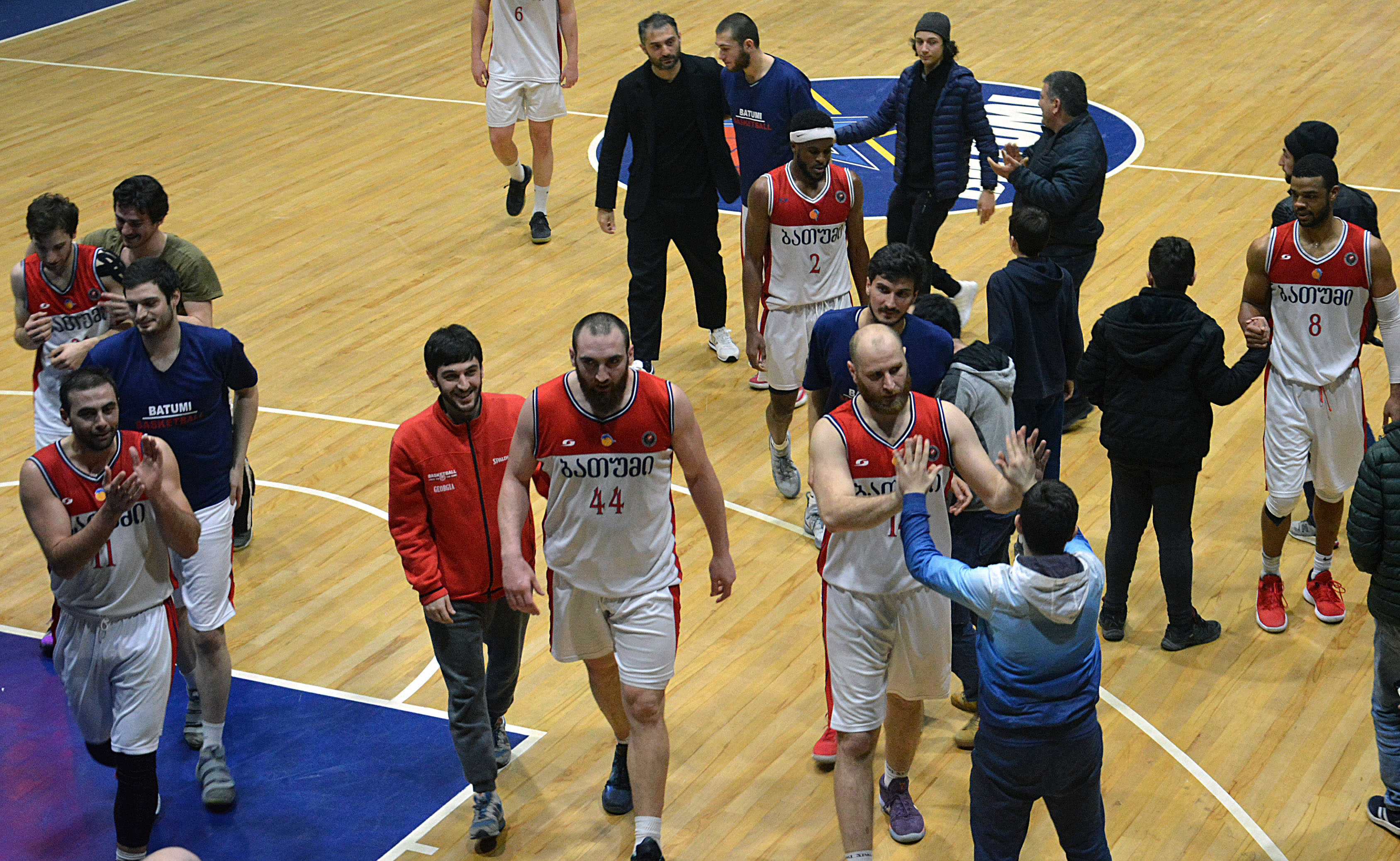 Batumi defeated Olimpi 69:61