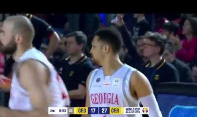 Georgia Highlights vs Germany