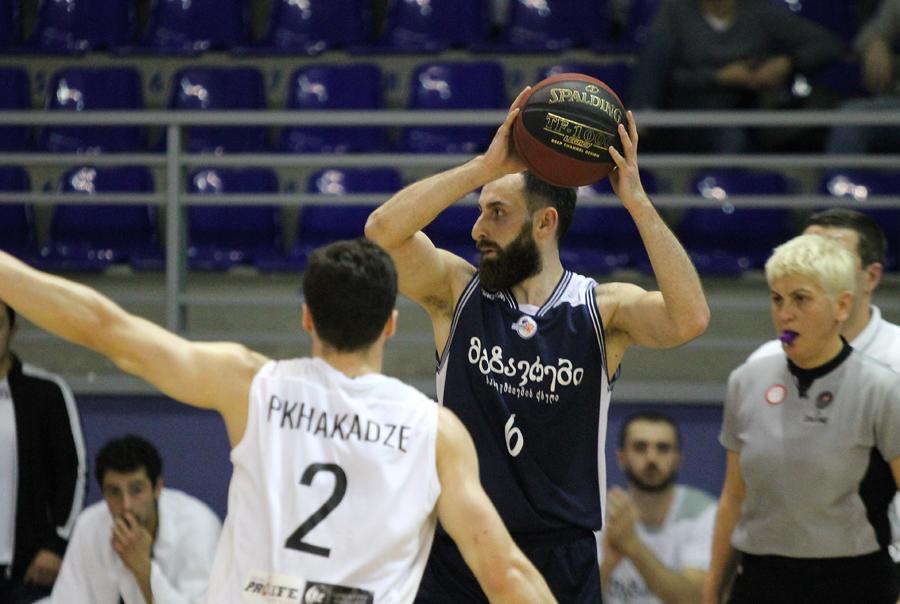 Mgzavrebi is the first finalist of Georgian Cup